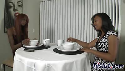 Anita and Sky share a throbbing shaft