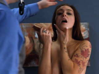 11-16-2016 – angelic hardcore BDSM rope sex with anal action