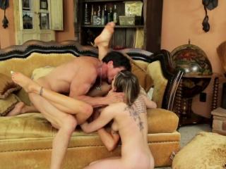 Busty pornstar nailed
